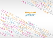 Abstrakt bakgrund med geometriska modeller, för webbsida och design Stock Illustrationer