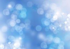Abstrakt bakgrund med lilafärger och bokehljus Royaltyfri Fotografi