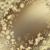 Abstrakt bakgrund med ljusa bubblor stock illustrationer