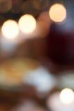 Abstrakt bakgrund med ljusa prickar Royaltyfri Bild