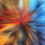 abstrakt bakgrund med många kulöra PIXEL arkivbild