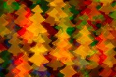 Abstrakt bakgrund med suddiga ljus Royaltyfria Foton