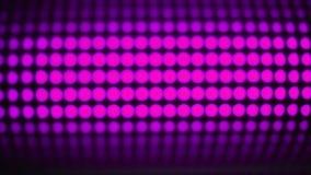Abstrakt bakgrund med violett purpurfärgad ljus och skugga för bokeh Royaltyfria Foton