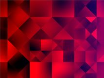 Abstrakt bakgrund, röd för lutning modern dekorativ modell arkivfoton