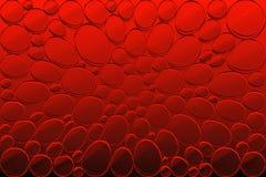 abstrakt bakgrund Röd mineralisk textur Royaltyfria Foton