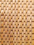 Abstrakt bakgrund som göras från torkad okra som vävas med hamparepet C Arkivfoton