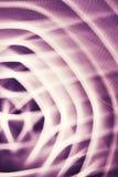 Abstrakt bakgrund som göras, genom att zooma och att rotera kameran Arkivfoton
