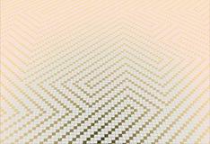 abstrakt bakgrund Struktur modell svarta fyrkanter för ai Guld guling Royaltyfri Foto