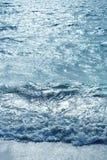 Abstrakt bakgrundsbegrepp för hav Arkivfoton