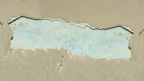 Abstrakt bakgrundsbild av sprucken målad yttersida Royaltyfri Fotografi