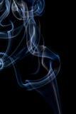 abstrakt bakgrundsblack shapes röksoft mycket Arkivbild
