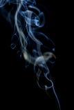 abstrakt bakgrundsblack shapes röksoft mycket Arkivfoton