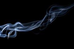 abstrakt bakgrundsblack shapes röksoft mycket Royaltyfria Foton