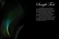 abstrakt bakgrundsblackfärg vektor illustrationer