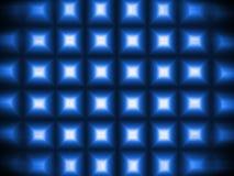 abstrakt bakgrundsbluelampa Arkivbilder