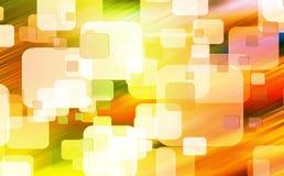 abstrakt bakgrundsblurlampa Arkivbilder