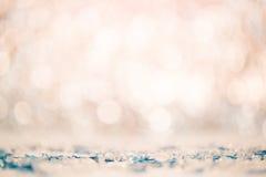 abstrakt bakgrundsbokeh Royaltyfri Fotografi