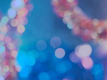 abstrakt bakgrundsbokehserie Fotografering för Bildbyråer