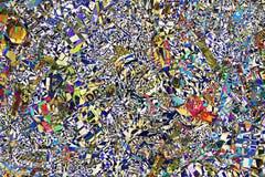 abstrakt bakgrundsbokstäver Royaltyfria Bilder