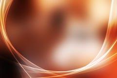 abstrakt bakgrundsbrownlampa Royaltyfri Bild