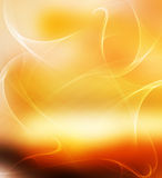 abstrakt bakgrundsbrownlampa Royaltyfria Foton