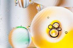 abstrakt bakgrundsbubbla Royaltyfri Fotografi