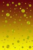 abstrakt bakgrundsbubblor Arkivbilder