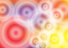 abstrakt bakgrundscirkel Royaltyfri Bild