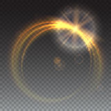 abstrakt bakgrundscirkel Arkivfoton