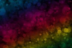 abstrakt bakgrundscirklar Fotografering för Bildbyråer