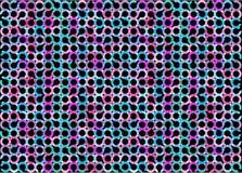 abstrakt bakgrundscirklar Arkivfoto