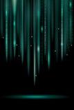 abstrakt bakgrundsdatormatris Royaltyfri Fotografi