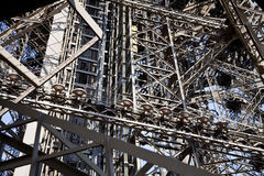 abstrakt bakgrundseiffel torn Arkivbild