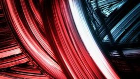 abstrakt bakgrundsfärgpulver stock video