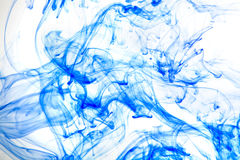 abstrakt bakgrundsfärgpulver Royaltyfria Bilder