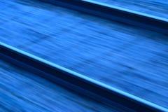 Abstrakt bakgrundsfoto för rinnande järnvägar Royaltyfri Bild