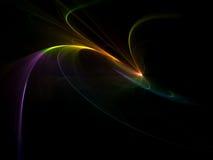 abstrakt bakgrundsfractal Fotografering för Bildbyråer