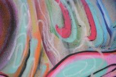 abstrakt bakgrundsgrafitti Royaltyfri Foto