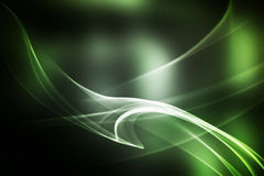 abstrakt bakgrundsgreen Arkivfoton