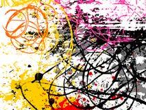abstrakt bakgrundsgrunge Arkivfoton