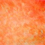 abstrakt bakgrundsgrungeorange Arkivbild