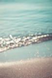 abstrakt bakgrundshav Arkivfoton