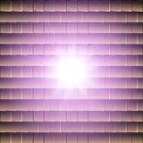 abstrakt bakgrundsjärn oskarpa ljusa effekter royaltyfri illustrationer