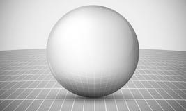 abstrakt bakgrundsjordklot vektor illustrationer