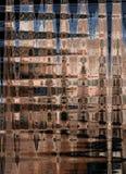 abstrakt bakgrundsjordsignal Arkivbild