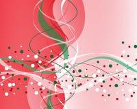 abstrakt bakgrundsjul Fotografering för Bildbyråer