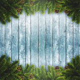 abstrakt bakgrundsjul Royaltyfri Bild