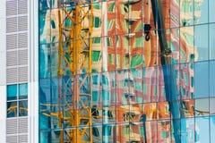 abstrakt bakgrundskonstruktion Royaltyfria Bilder