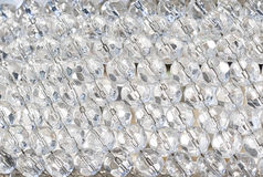 abstrakt bakgrundskristaller Royaltyfria Bilder