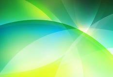 abstrakt bakgrundslampa Fotografering för Bildbyråer